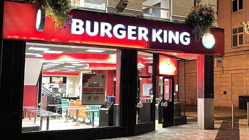 The New Restaurant Format Burger King UK Is Testing Out