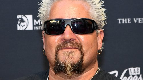 The Real Reason Guy Fieri Got Into Cooking