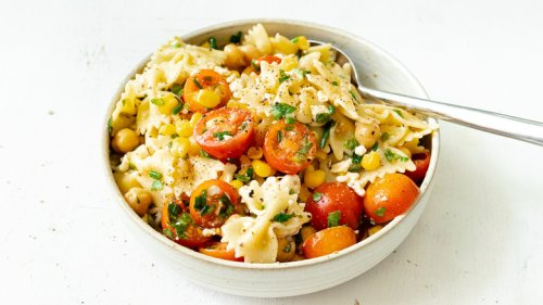Easy Bow Tie Pasta Salad Recipe That Will Be The Talk Of The Cookout
