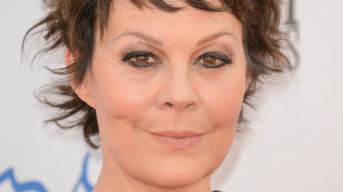 Why Helen McCrory Refused To Eat At McDonald's