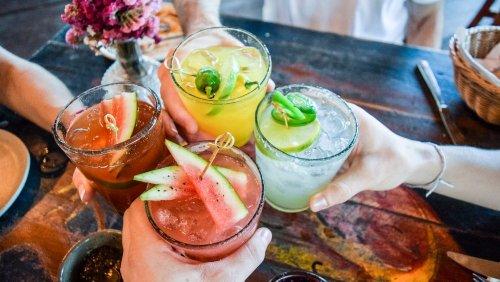 Dangerously easy 3-ingredient summer cocktails