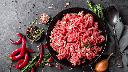 The Biggest Mistakes Everyone Makes When Cooking Ground Beef