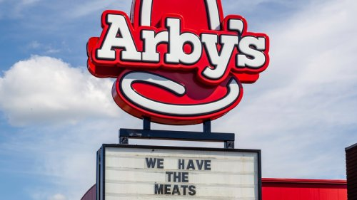 Arby's Is Testing A Burger Made With Wagyu Beef. Here's What We Know So Far