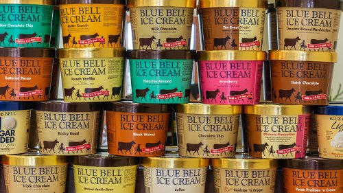 Popular Blue Bell Ice Cream Flavors, Ranked Worst To Best