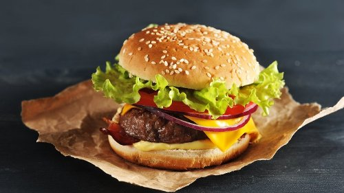 Fast Food Burgers Ranked Worst To First