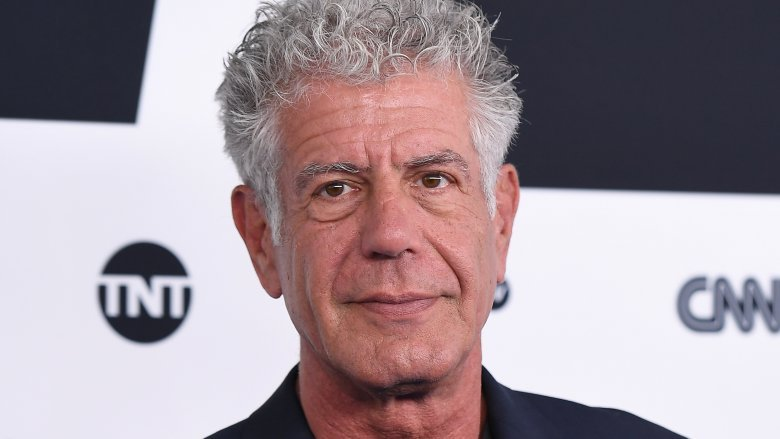 False Facts To Stop Believing About Anthony Bourdain's Death
