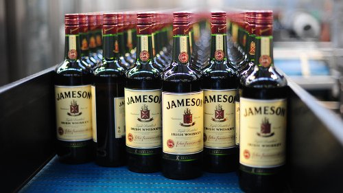 The Very Specific Water Source Used To Make Jameson Irish Whiskey
