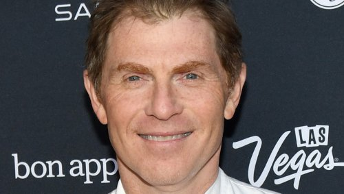 Why Bobby Flay Likes To Cook His Grilled Chicken On Indirect Heat