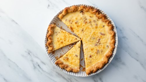 This quiche is exactly what your life needs