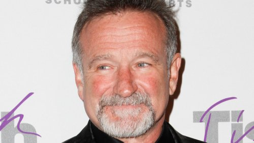 This Food Was Robin Williams' Favorite Late-Night Snack