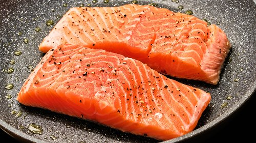 This is the best time to season salmon