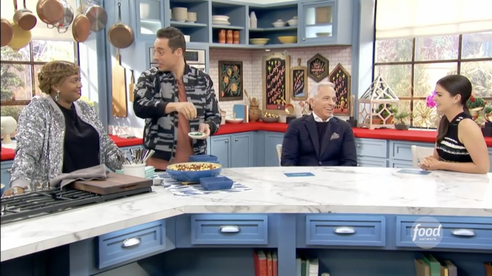 What The Cameras Don't Show You About Food Network's The Kitchen