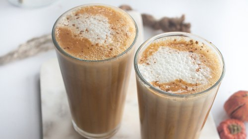 The McDonald's Pumpkin Spice Latte Recipe You Need To Try