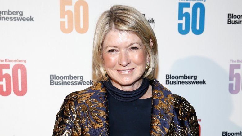 What Martha Stewart Really Eats Will Surprise You