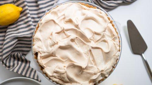 5-Ingredient Lemon Meringue Pie Recipe