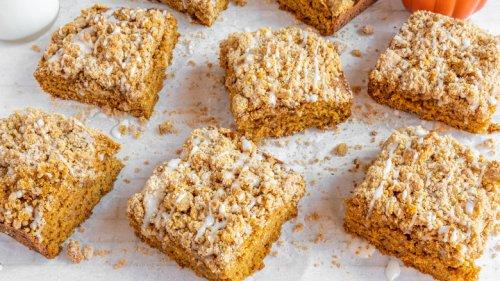 Mashed Recipe: Best Pumpkin Coffee Cake Recipe