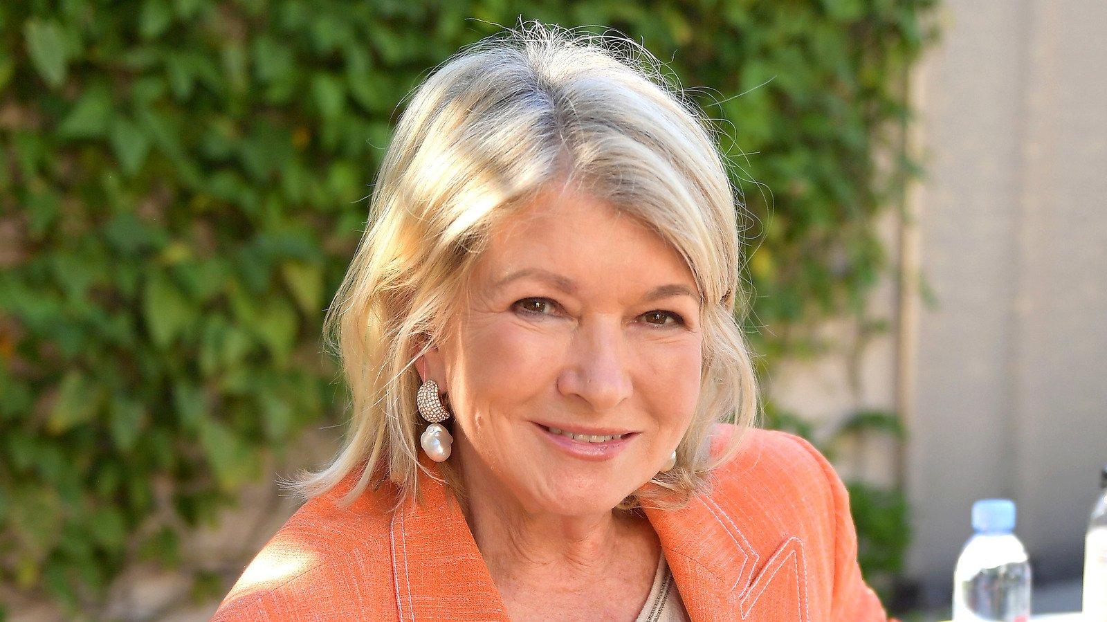 Martha Stewart's Staggering Net Worth Revealed