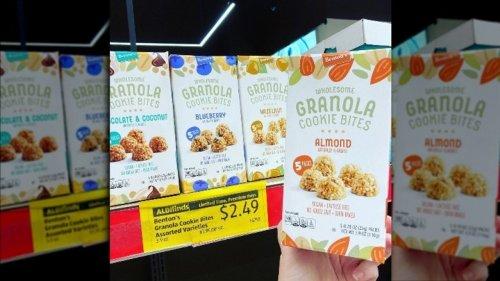 Aldi Shoppers Are Loving These Granola Cookie Bites