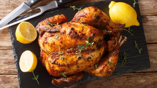 You Should Be Using This Ingredient For Crispy Roast Chicken
