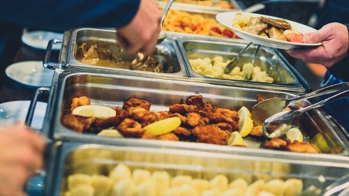 Mistakes Everyone Makes When Eating At Buffets