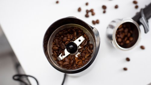 The Easiest Way To Clean Your Coffee Grinder