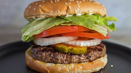 Burger King Whopper Copycat Recipe