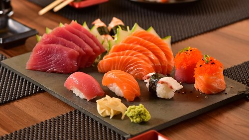 The Difference Between Nigiri And Sashimi