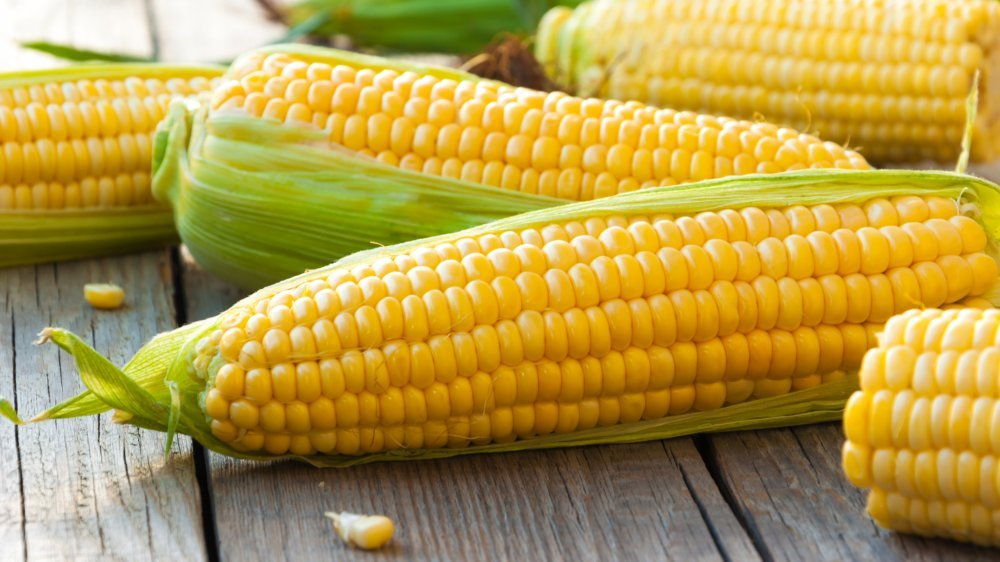 Mistakes You're Making With Your Corn On The Cob