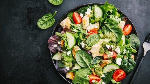 The Classic Caesar Salad Preparation Might Surprise You