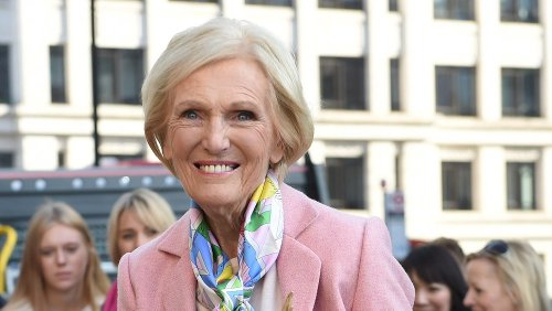 The Real Reason Mary Berry Left The Great British Bake Off