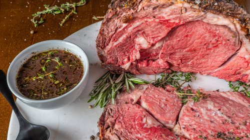 Bobby Flay's Prime Rib With A Twist