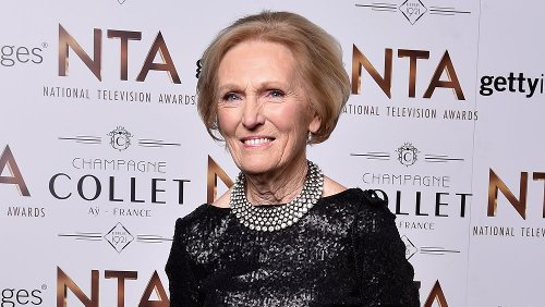 What Hollywood Hasn't Told You About Mary Berry