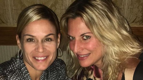What We Know About Cat Cora's Wife Filing For Divorce