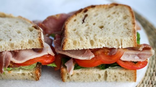 This Scrumptious BLT Sandwich Is Ready In Just Minutes