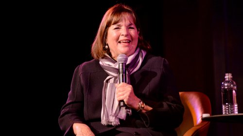 Ina Garten's Transformation Is A Sight To See