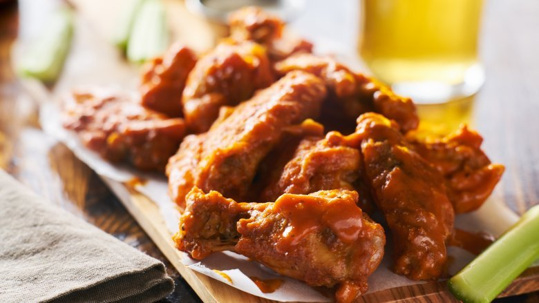 Popular Chain Restaurant Wings Ranked Worst To First