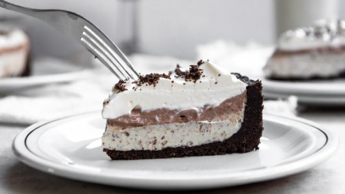 Oreo Lovers Will Love This Rich Pudding Pie