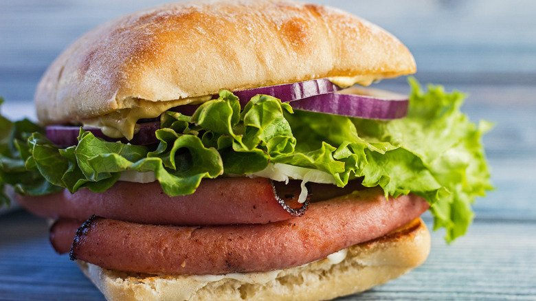 A Fried Bologna Sandwich Is The Only Lunch Treat You Need