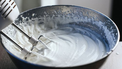 The Unexpected Pantry Staple You Should Be Adding To Whipped Cream