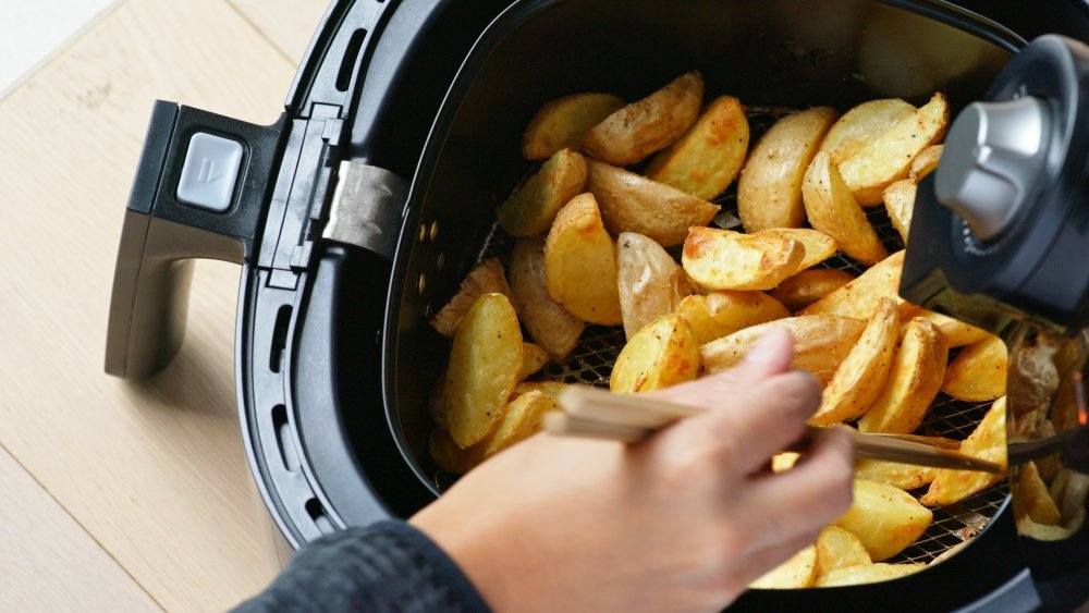 Don't Ever Put These Foods In Your Air Fryer