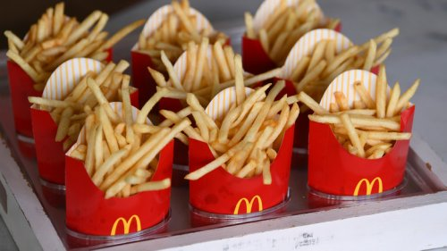 What You're Really Eating When You Eat McDonald's Fries