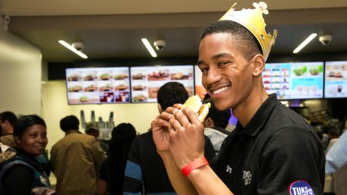 Why These New South African Burger King Menu Items Are Such A Big Deal