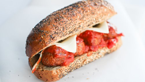 Subway's Meatball Marinara Sub Copycat Recipe Is Too Simple
