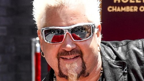 The Stunning Amount Of Money Food Network Just Offered Guy Fieri