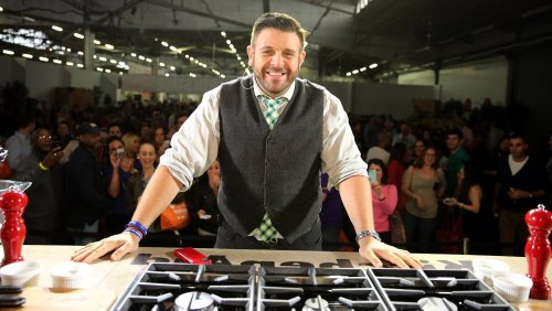 Why Adam Richman Of Man V. Food Kind Of Disappeared
