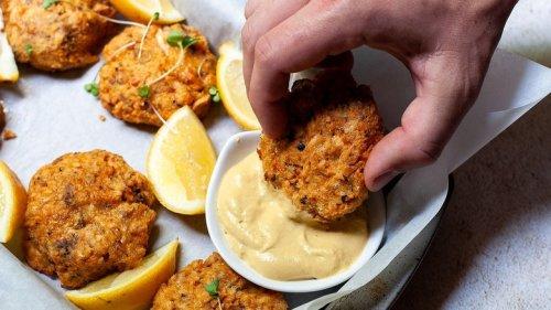 Air Fryer Salmon Patties Recipe