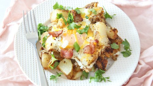 Breakfast Time Just Got A Whole Lot Better For Potato Lovers