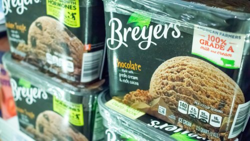 Is Breyer's Really Not Considered Ice Cream In Canada?