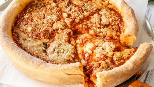 How To Perfect The Iconic Deep Dish Style Pizza
