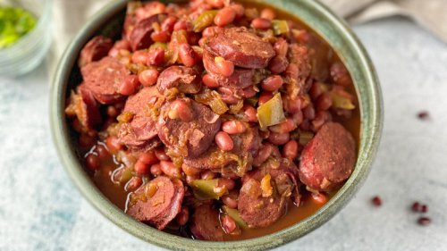 Mashed Recipe: Slow Cooker Red Beans And Rice Recipe